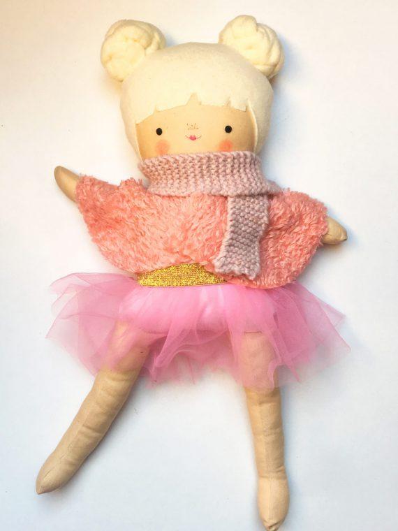pop-roze-jas-sjaal